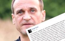 Kukiz apeluje do polityków PiS ws. walki z mową nienawiści.