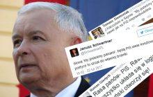 Kaczyński w Sejmie: