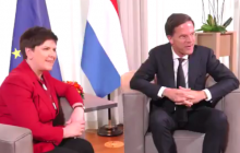Szydło w Holandii: Chcemy wypracować rozwiązania, które utrzymają UE i nie pozwolą na takie sytuacje jak Brexit