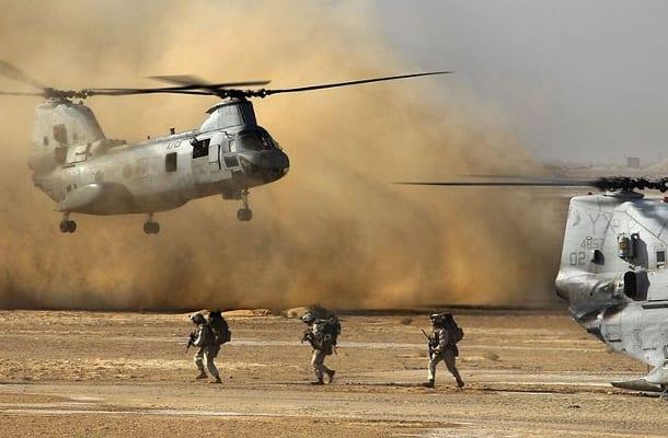 Wojska USA wejdą do Syrii? Możliwa operacja lądowa