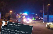 Dziennikarka TVN24 skomentowała wypadek rządowej limuzyny z Beatą Szydło.