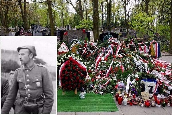 107. lat temu urodził się jeden z polskich bohaterów - Zygmunt Szendzielarz