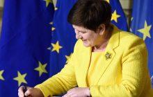 Przywódcy 27 państw UE podpisali Deklarację Rzymską.