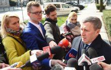 Ambasador Ukrainy sugeruje, że za atakiem na polski konsulat mogą stać Rosjanie