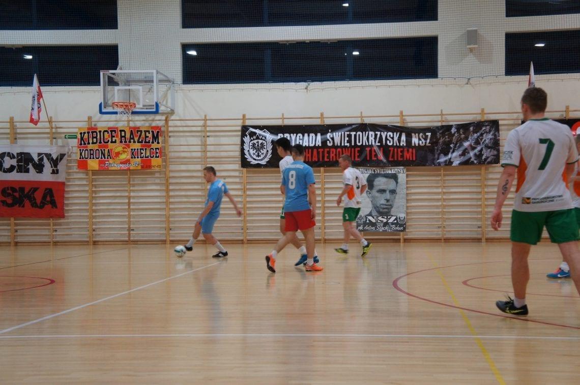 Kielce: Turniej Piłkarski o Puchar im. Antoniego Szackiego