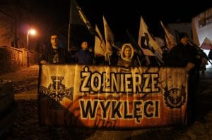 Marsz Żołnierzy Wykletych Kielce 2017