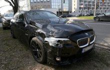 Kolejny wypadek rządowej limuzyny! W samochodzie był wiceminister
