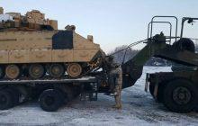 Kolejny wypadek z udziałem amerykańskich żołnierzy. Tym razem na rondzie w Bydgoszczy