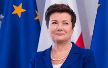 Gronkiewicz-Waltz została eurosceptykiem?