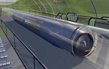 Hyperloop przekroczy barierę dźwięku! Rewolucyjny tor już powstaje! [WIDEO]