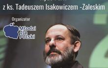 Hyde Park z ks. Tadeuszem Isakowiczem-Zaleskim w Rzeszowie! [PATRONAT]