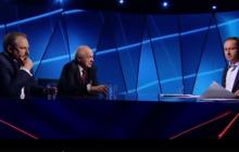 Skandaliczna wypowiedz Niesiołowskiego i nokautująca riposta Marka Jakubiaka. Dyskusja o Wołyniu na antenie Polsatu [WIDEO]