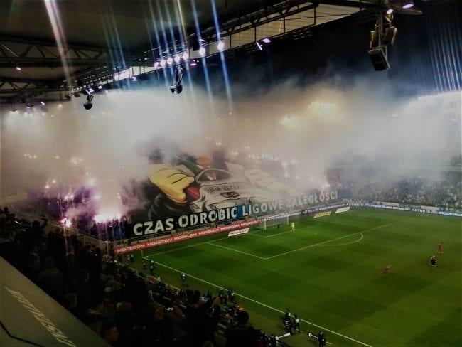 LOTTO Ekstraklasa: Legia lepsza w hicie 25. kolejki!