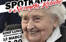 Narodowy Tydzień Kobiet: Spotkanie z niezwykłą bohaterką - Marią Mirecką-Loryś!