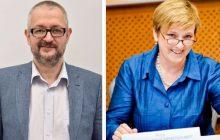 Rafał Ziemkiewicz ostro o europosłance PO.