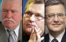Wałęsa, Kwaśniewski i Komorowski napisali list! Krytykują w nim