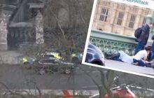 Zdjęcie zrobione po zamachu w Londynie masowo udostępniane przez internautów.