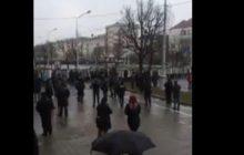 Majdan na Białorusi? Zamieszki w Mińsku, setki zatrzymanych [FOTO + WIDEO]