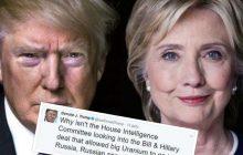 Trump bierze się za Clintonów! Poważne oskarżenia pod adresem byłego prezydenta i jego małżonki