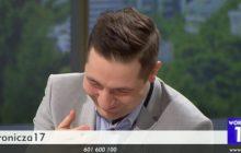 Poseł Nowoczesnej spowodował u gości programu TVP Info atak śmiechu. Patryk Jaki nie mógł się opanować [WIDEO]