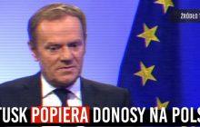 PiS uderza w Donalda Tuska! Mocny spot partii rządzącej. Mroczna muzyka i ostre słowa.