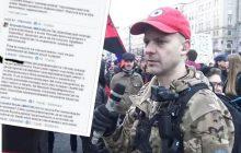 Krzysztof Bosak komentuje atak