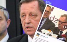Co czyta i ogląda minister środowiska? Wypowiedź Jana Szyszko zaskoczyła dziennikarzy [WIDEO]