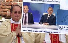 O. Rydzyk nie wytrzymał. Mocne słowa o politykach opozycji.