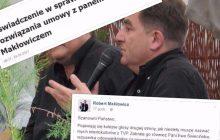 Kolejna część sporu Makłowicz-TVP. Telewizja publikuje oświadczenie, a krytyk następny wpis.