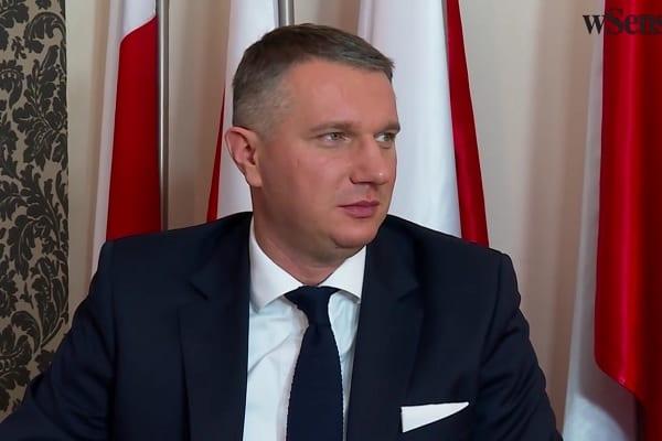Przemysław Wipler wycofuje się z polityki.