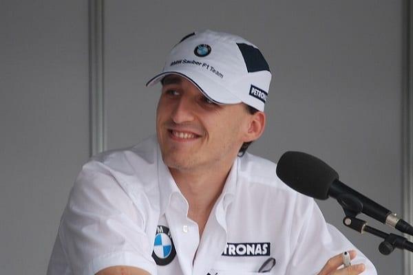 Robert Kubica wróci do Formuły 1? Dyrektor Mercedesa: