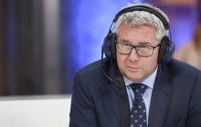 Po odwołaniu Ryszard Czarnecki oskarża!