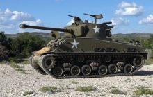 Chcesz się przejechać czołgiem? Możesz to zrobić, ale... w Teksasie! [WIDEO]