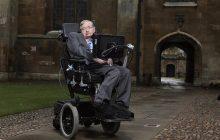 Stephen Hawking przyjął propozycję miliardera i poleci w kosmos!