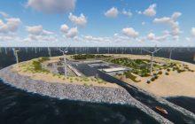 Wyspa dostarczy energię dla 80 milionów osób? Niedługo budowa! [WIDEO]