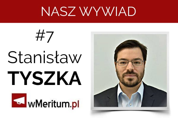 NASZ WYWIAD #7. Stanisław Tyszka o grzechach głównych PiS, debacie z Wiplerem i planach na wybory samorządowe.