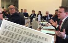 Szariat w europejskich sądach? Poseł PiS publikuje dokument i fragment dyskusji w RE [FOTO+WIDEO]