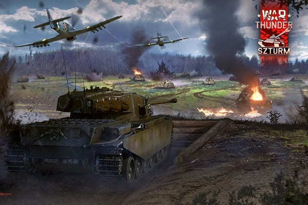 War Thunder, Enlisted, Crossout – garść nowości od Gaijin Entertainment