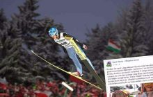 Kamil Stoch komentuje medal Piotra Żyły i publikuje fantastyczne zdjęcie!