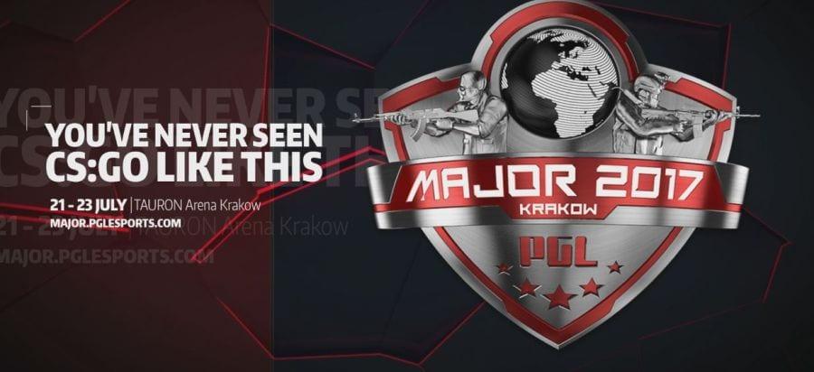 Kolejny Major w CS:GO odbędzie się w Krakowie! Organizatorem PGL
