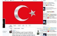 Tureckie flagi, swastyki i ataki na Niemcy i Holandię. Hakerzy przejęli profile m.in. Justna Biebera, Borussi Dortmund i Forbes'a
