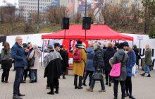 Międzynarodowy Strajk Kobiet - Warszawa Centrum [FOTORELACJA]