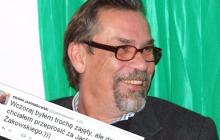 Redaktor naczelny Super Expressu zakpił z Jacka Żakowskiego. Odniósł się do jego przeprosin za krytykę