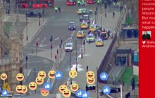 Widzowie arabskiej telewizji zachwyceni zamachem w Londynie? Morze