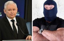 Masa chce być ochroniarzem Kaczyńskiego.