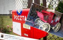 Warzecha wraca do sprawy z Pocztą Polską.