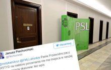 Działacz PSL zestawia Szydło i Kurskiego z Goebbelsem. Stanowcza reakcja Piechocińskiego.