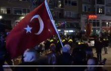 Intensywne zamieszki w Holandii z udziałem Turków. W ruch poszły pałki i armatki wodne [WIDEO]