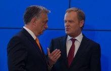 Orban jednak nie poprze Tuska? Rozgrywka rządu Węgier