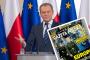 Publicysta opisuje zdarzenie na Poczcie Polskiej.